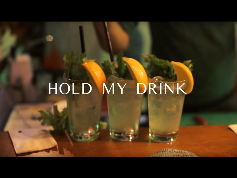 David Graf feat. Marc Miner - Hold My Drink